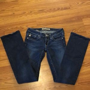 Big star jeans for woman